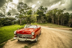 Old-Car-Cuba-Travel-Sepia-Red-Forest-1197800